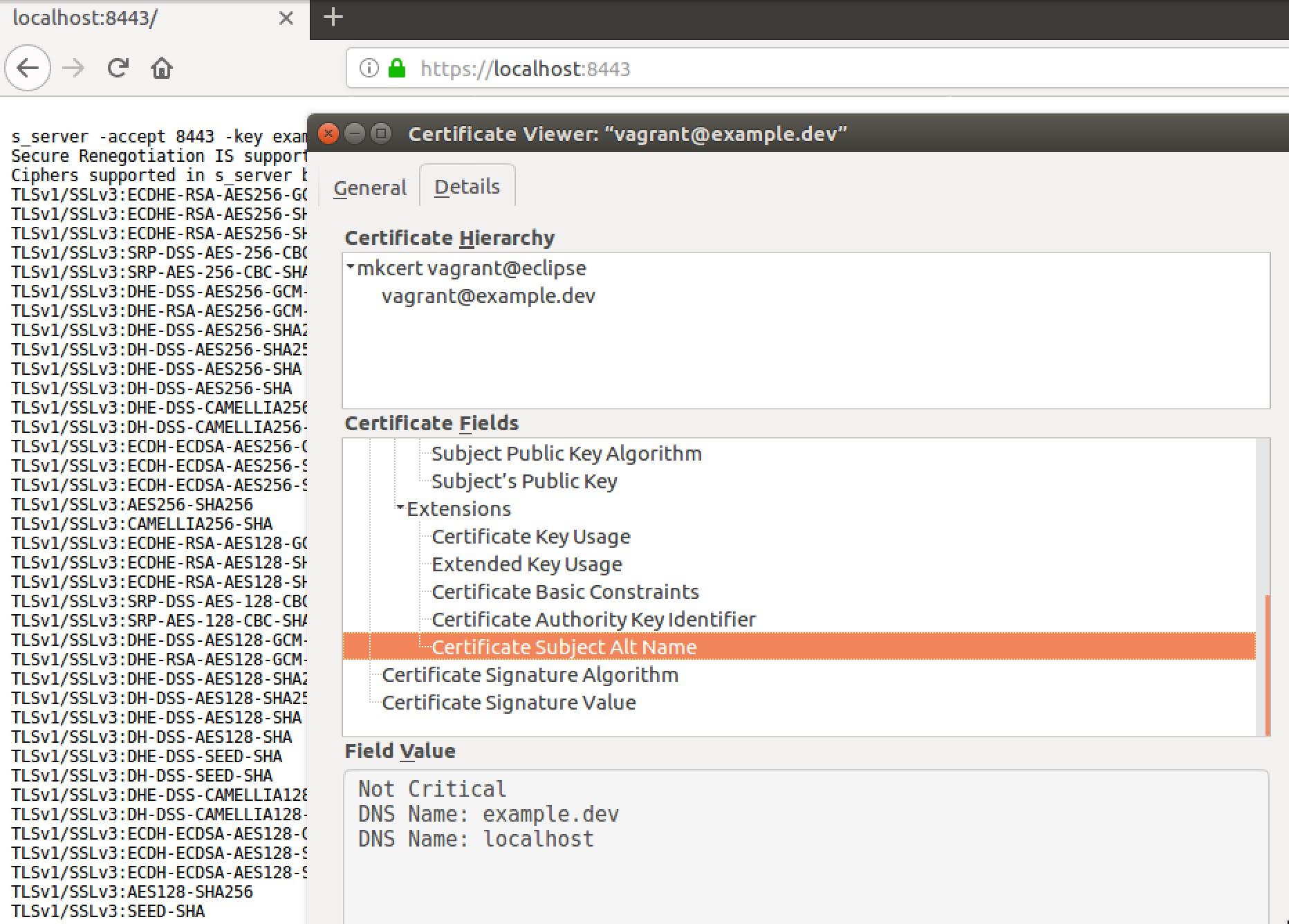 Mkcert - Create SSL Certificates for Local Development